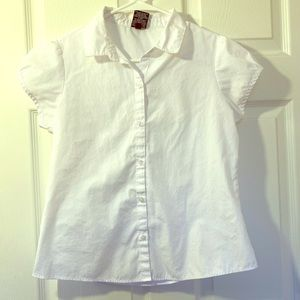 Kids (girl) Button Down Shirt